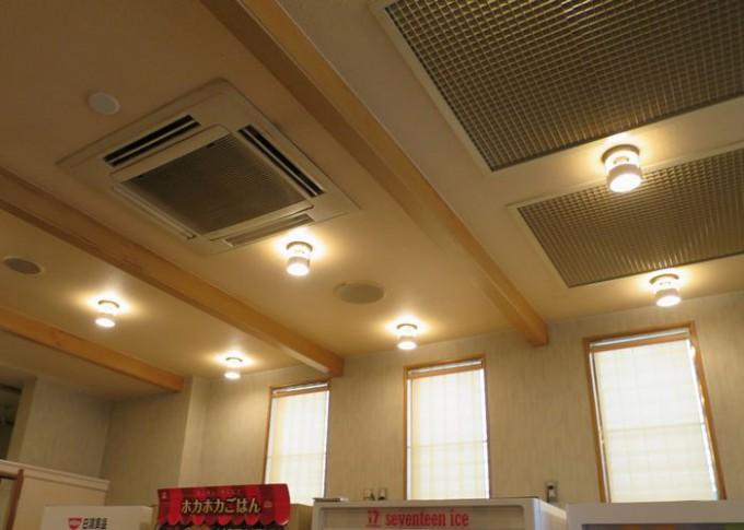 空調設備工事 写真